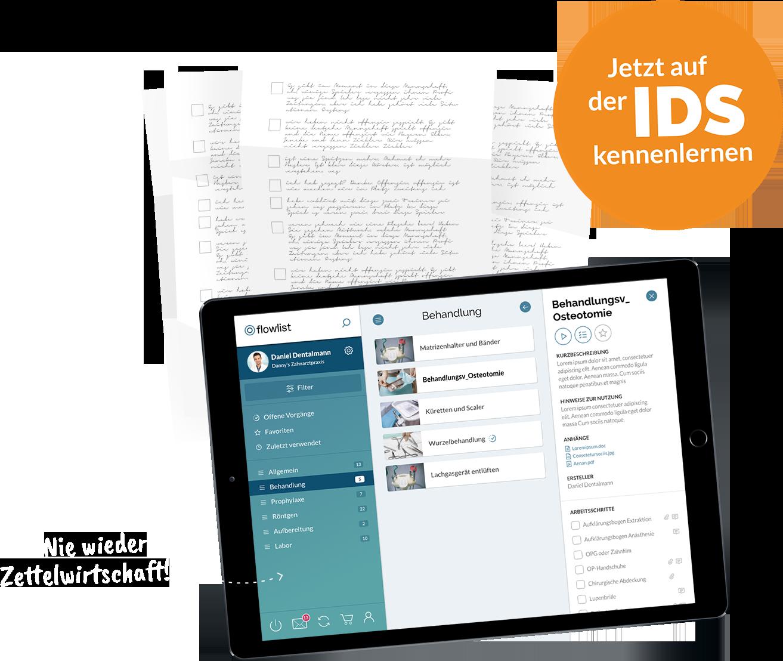 Flowlist Die Innovative Checklisten App Für Ihre Praxis